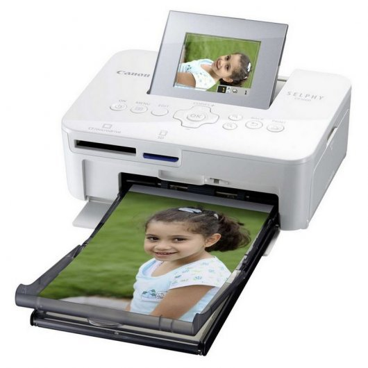 Canon CP1000 Selphy Impresora Sublimacion Color Blanca
