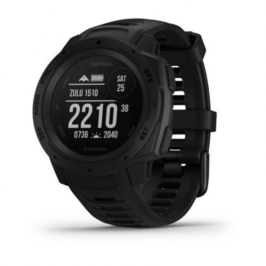 Smartwatch Garmin Instinct Tactical Edition Negro