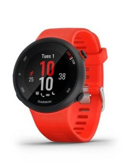 Smartwatch Garmin Sport Watch Forerunner 45 Rojo