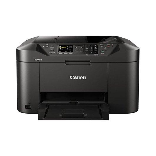 Impresora Canon Multifuncion Maxify Mb2150 Negro
