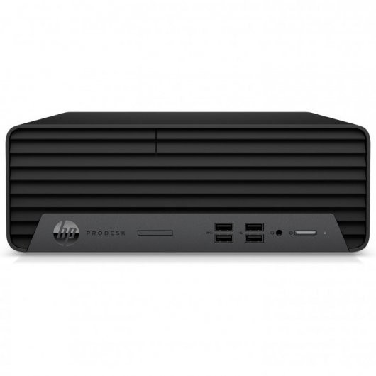 HP ProDesk 400 i5-10500 16GB 512GB SSD Dvd-rw w10pro Negro