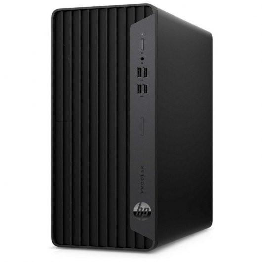 HP ProDesk 400 G7 CP i5-10500 8GB 256GB SSD Dvd-rw w10pro Negro