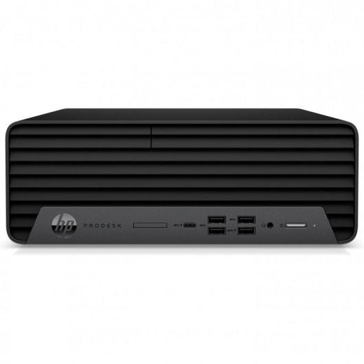 HP ProDesk 600 G6 i5-10500 8GB 256GB SSD Dvd-rw w10pro Negro