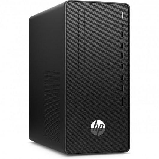 HP 290 MT Sobremesa i3-10110U 8GB 256GB SSD Dvd-rw w10pro Negro