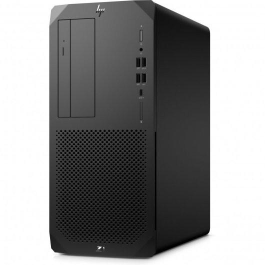 HP Z1 G6 i7-10700 16GB 512GB SSD RTX2060 6gb w10pro Negro