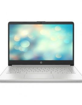 Portatil HP 14S-DQ1034NS i7-1065g7 8GB 512GB SSD 14'' w10 Plata natural