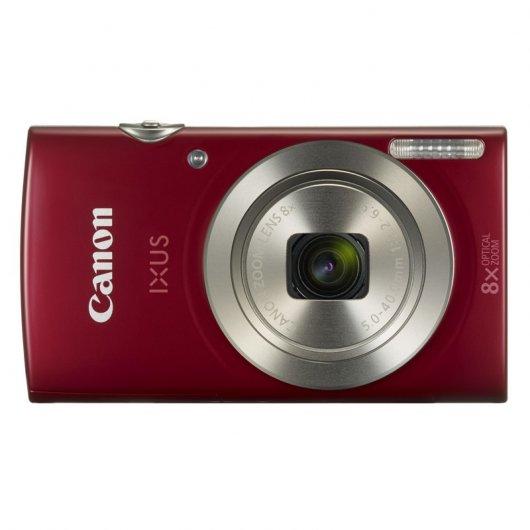 Canon Ixus 185 20MP Roja Cámara Digital