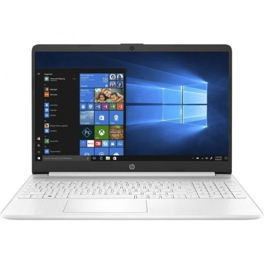 Portatil HP 15S-FQ1127NS i3-1005g1 8GB 512GB SSD 15.6' w10 Plata natural