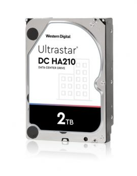 "HDD Western Digital Ultrastar DC HA210 3.5"" 2TB Sata3"