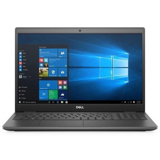 Portatil Dell Latitude 3510 1XJ3R i5-10310U 8GB 512GB SSD 15.6' w10pro Gris