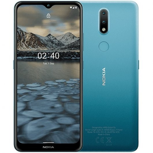Smartphone Nokia 2.4 3/64GB Azul