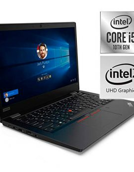 Lenovo ThinkPad L13 20R30004SP i5-10210u 8GB 256GB SSD Fingerprint 13.3fhd w10pro negro