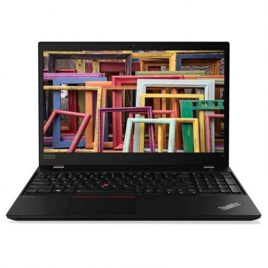 Portatil Lenovo ThinkPad T15 i5-10210U 8GB 256GB SSD 15.6' w10pro Negro