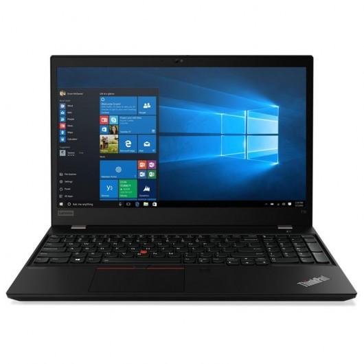 Portatil Lenovo ThinkPad T15i i7-10510U 16GB 512GB SSD 15.6' w10pro Negro