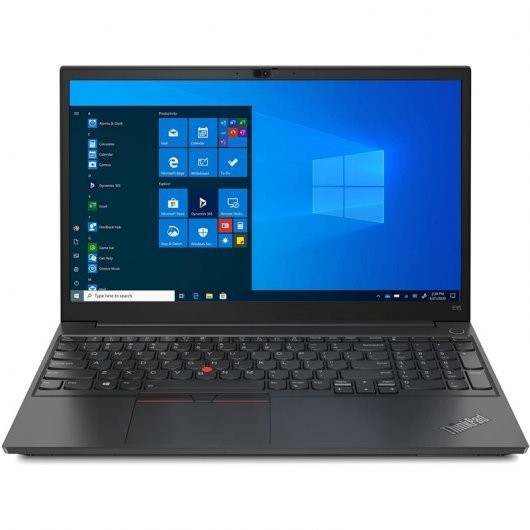 Portatil Lenovo ThinkPad E15 Gen 2 i5-1135G7 8GB 256GB SSD 15.6' w10pro Negro