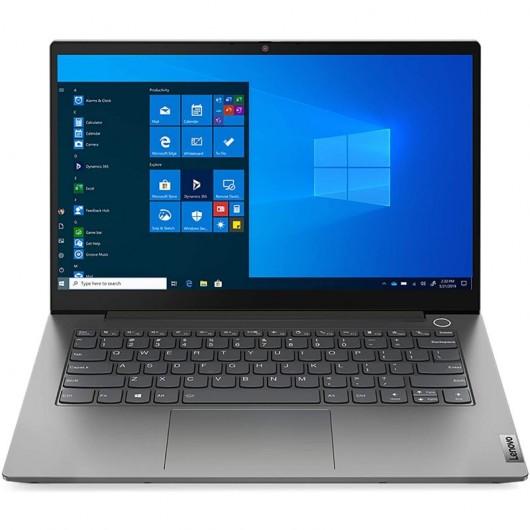 Portatil Lenovo ThinkBook 14 G2 ITL i5-1135G7 8GB 256GB SSD 14' w10pro Gris mineral