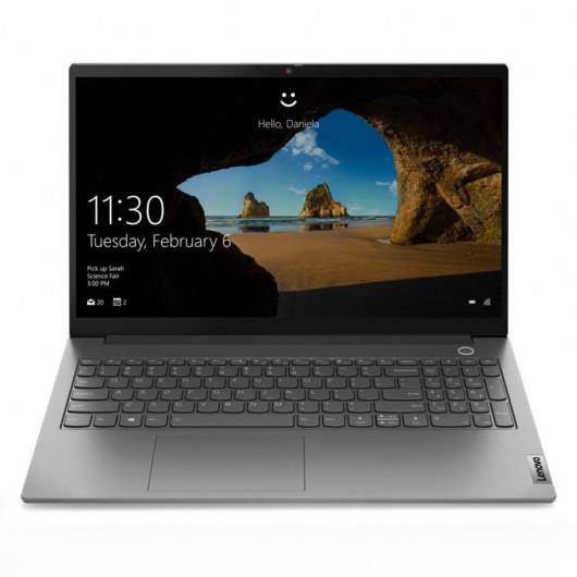 Portatil Lenovo ThinkBook 15 G2 ITL i3-1115G4 8GB 256GB SSD 15.6' w10pro Gris mineral