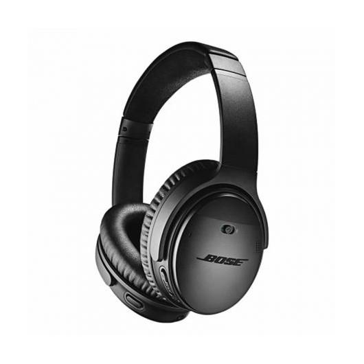 Auriculares inalámbricos bose quietcomfort 35 ii/ con micrófono/ bluetooth/ negros