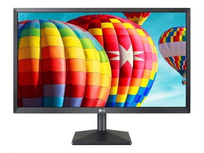 """Monitor 22"""" Lg 22mk400h-b Fhd Hdmi-vga"""