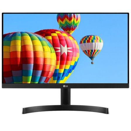 Monitor led lg 22mk600m-b - 21.5'/54.6cm - 1920*1080 - 250cd/m2 - 5ms - vga - 2*hdmi - radeon freesync - negro mate