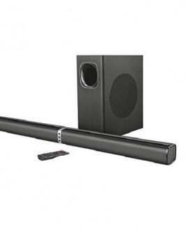 Altavoz Trust Soundbar Lino XL 2.1 Barra Horizontal 200w bluetooth