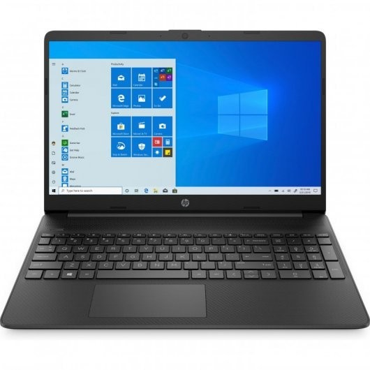 Portatil HP 15S-EQ1036NS AMD Athlon 3020E 4GB 256GB SSD 15.6' w10 Negro