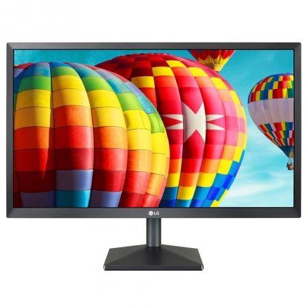 Monitor led lg 24mk430h-b - 23.8'/60.4cm - fullhd ips - 5ms - 250cd/m2 - hdmi - vga - 178º/178º - antiparpadeo - negro