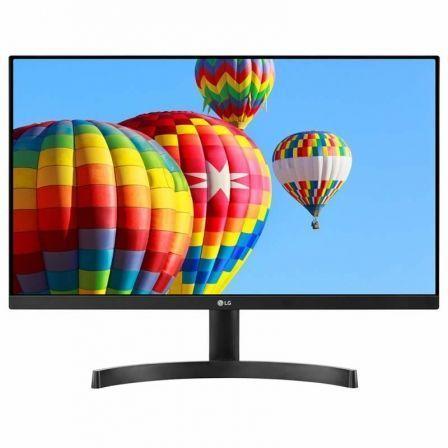 Monitor led lg 24mk600m-b - 23.8'/60.4cm 1920*1080 full hd - 16:9 - 250cd/m2 - 5ms - 2*hdmi - vga - negro