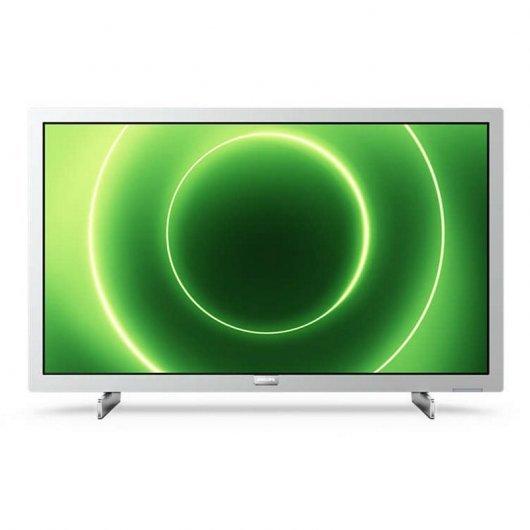 Philips 24PFS6855/12 24' LED FullHD HDR10 Smart TV Plata
