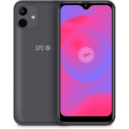Smartphone SPC Smart 2 1/16GB Gris Titanio