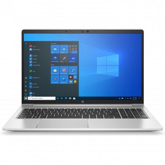 Portatil HP ProBook 650 G8 250C7EA i5-1135G7 16GB 512GB SSD 15.6' w10pro Plata