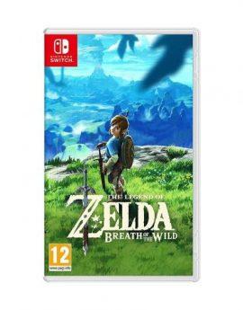 Juego para consola Nintendo Switch The Legend of Zelda: Breath of the Wild