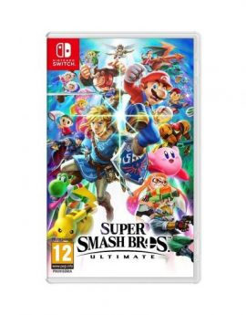 Juego para consola Nintendo Switch Super Smash Bros Ultimate