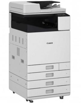Multifuncion Canon WG7550f inyeccion Color Fax A3 wifi - 50ppm 1200ppp usb red wifi duplex adf
