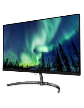 Monitor Philips 276E8VJSB - 27' ips 4K - 16:9 - 350cd/m2 - 20m:1 - 5ms - displayport - 2*hdmi - flickerfree