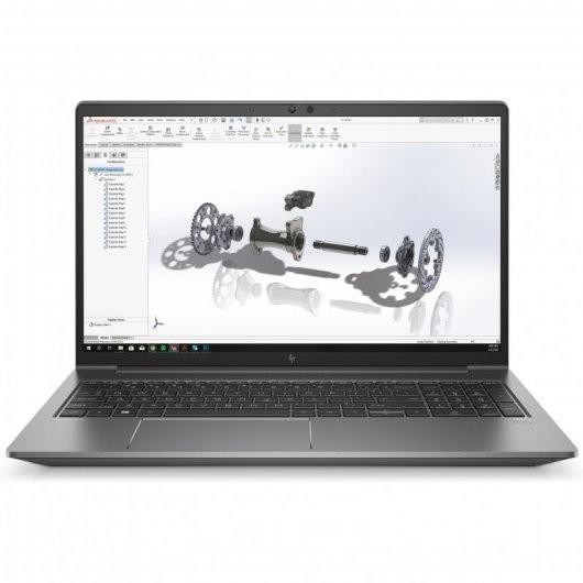 Portatil HP ZBook Power G7 i7-10750H 16GB 512GB SSD QuadroP620 4gb 15.6' w10pro Plata