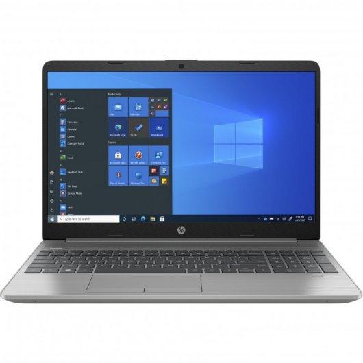 Portatil HP 250 G8 2W8Y3EA i5-1135G7 8GB 256GB SSD 15.6' w10 Plata