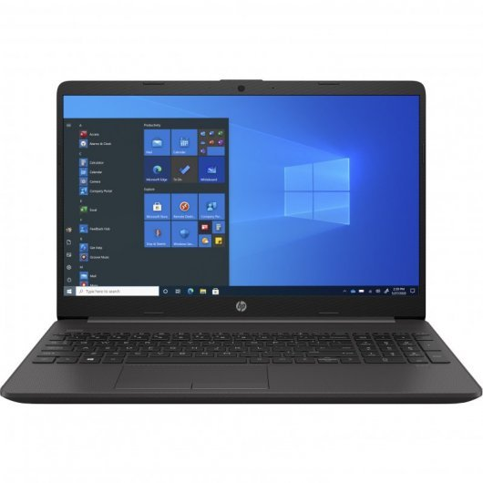 Portatil HP 250 G8 2W8Z8EA i3-1115G4 8GB 256GB SSD 15.6' w10pro Grafito