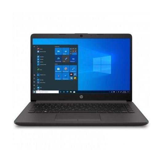 Portatil HP 240 G8 2X7J3EA i5-1035G1 8GB 256GB SSD 14' w10pro Plata ceniza oscuro