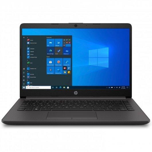 Portatil HP 240 G8 2X7L7EA Celeron N4020 8GB 256GB SSD 14' w10 Plata ceniza oscuro