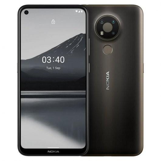 Smartphone Nokia 3.4 4/64GB Carbón