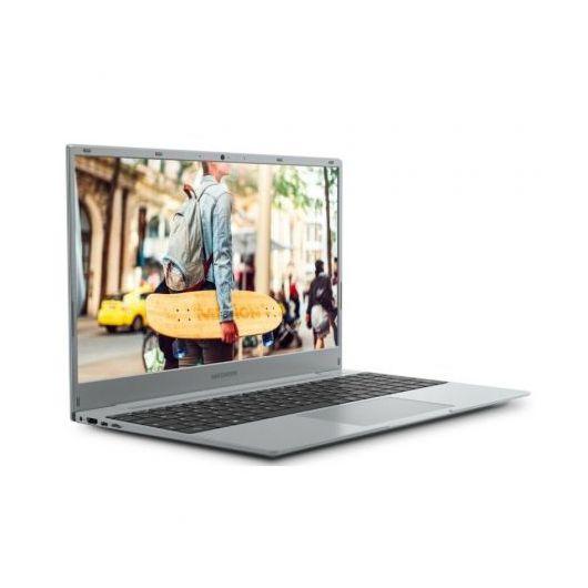 Portatil Medion Akoya E15303 AMD Ryzen 5-4500U 16GB 512GB SSD 15.6' w10 Plata