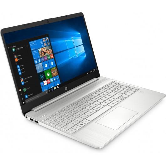 Portatil HP 15S-FQ2029ns i5-1135g7 8GB 512GB SSD 15.6' w10 Plata natural