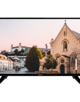 "Hitachi 32HE1005 32"" LED HD Modo Hotel A+ Negro"