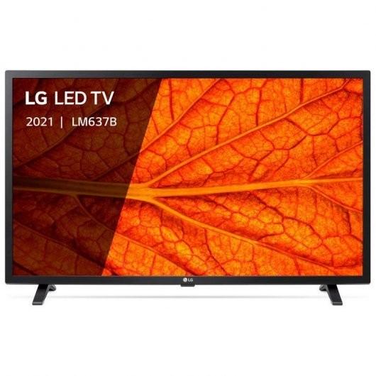LG 32LM637BPLA 32' LED HD HDR10 Smart TV