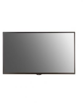 "Monitor LG Profesional 32SM5D-B 32"" D-LED Full HD negro"