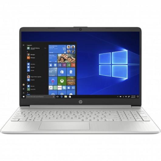 Portatil HP 15S-FQ2047NS i3-1115G4 8GB 256GB SSD 15' w10 Plata