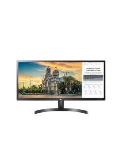 "Monitor LG 34WL500-B 34"" UltraWide FullHD LED Negro"