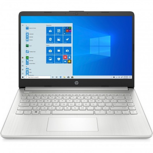 Portatil HP 14S-DQ2009NS i5-1135G7 8GB 512GB SSD 14' w10 Plata natural