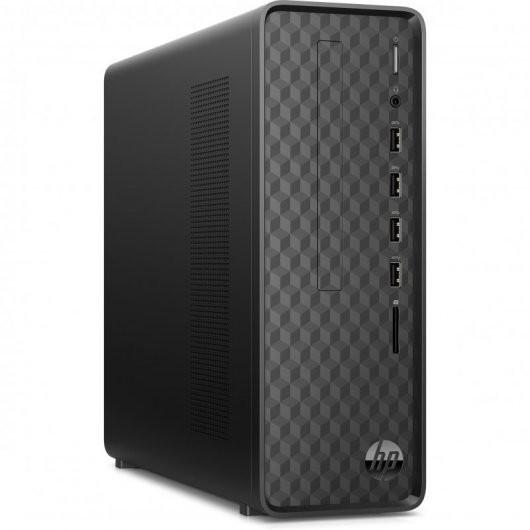 HP Slim Desktop S01-PF1020NS Intel Pentium Gold G6400 8GB 512GB SSD w10 Negro